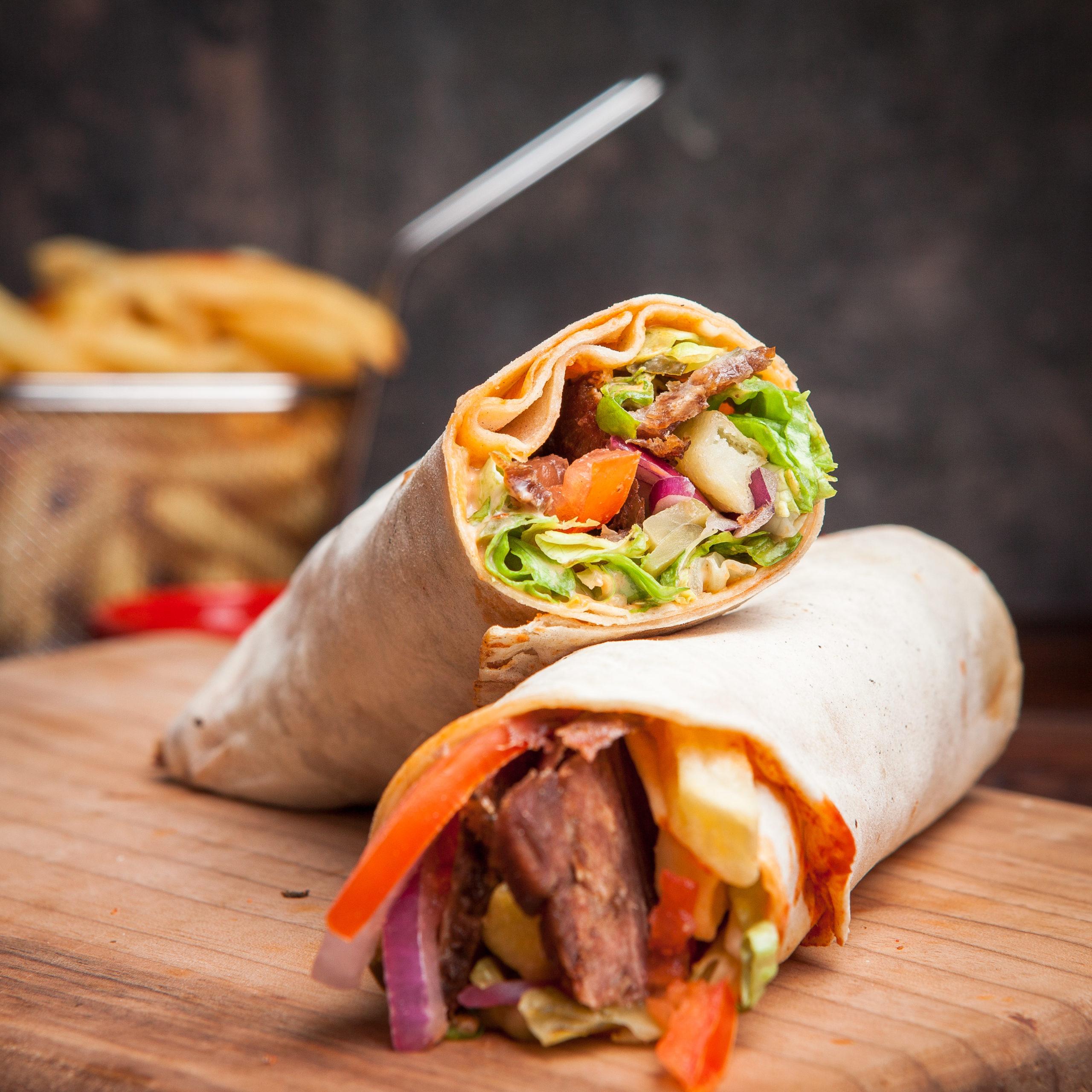 Kebab minute spécial snack